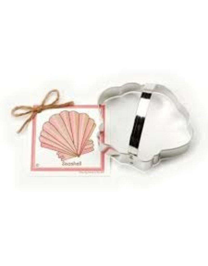 Ann Clark Cookie Cutter Seashell, TRAD