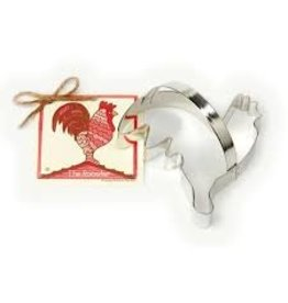 Ann Clark Cookie Cutter Rooster with Recipe Card, TRAD
