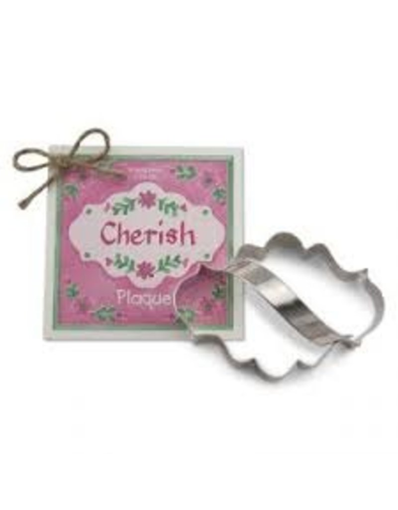 Ann Clark Cookie Cutter Plaque, TRAD