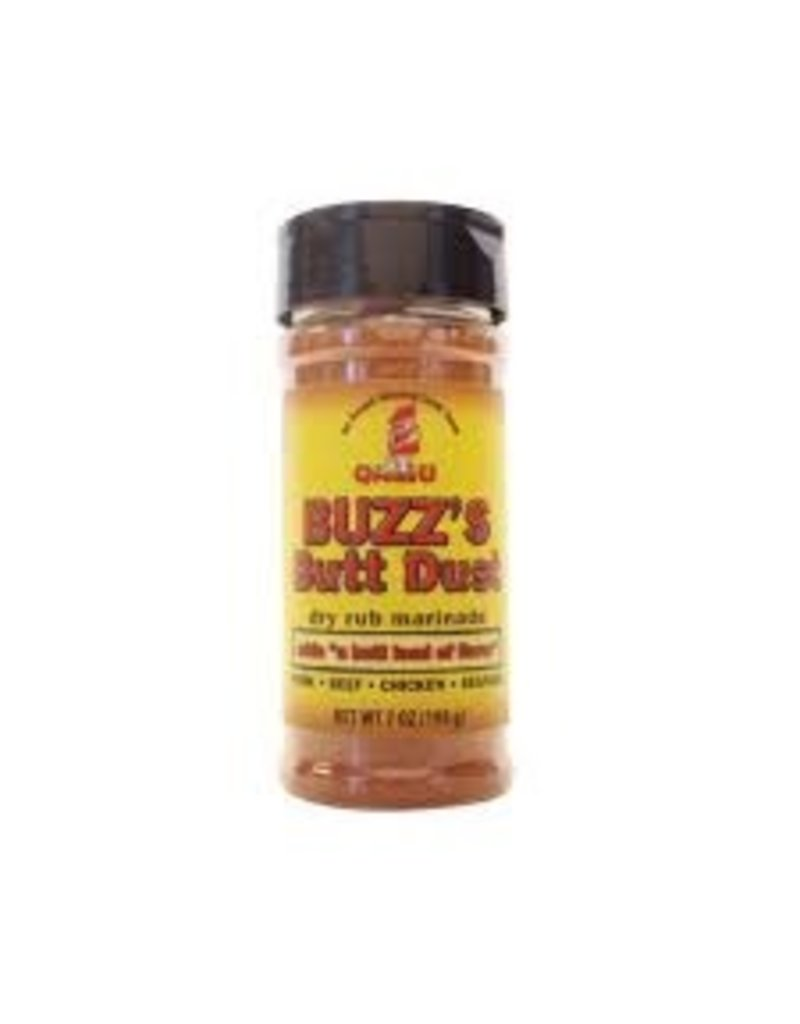 Buzz's Butt Dust Dry Rub Seasoning 7oz