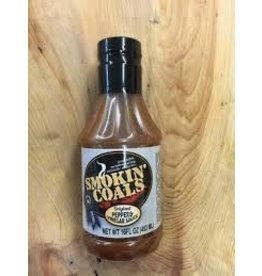 Smokin' Coals Smokin' Coals Pepper Vinegar Sauce 16oz