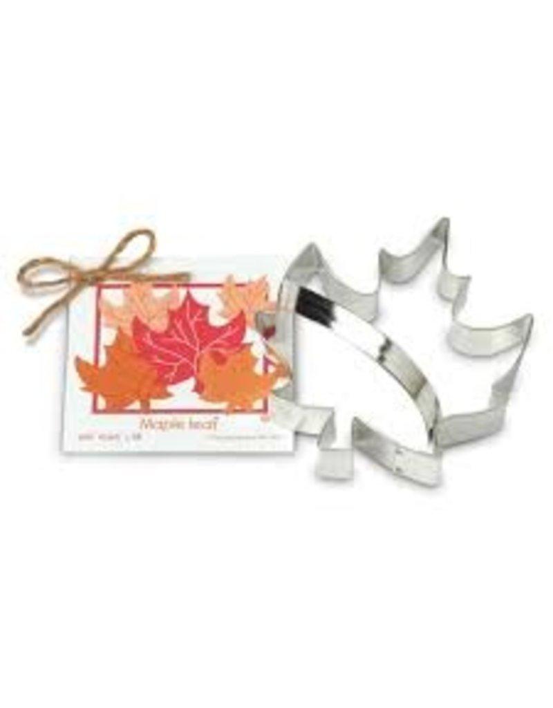 Ann Clark Cookie Cutter Fall Maple Leaf, TRAD
