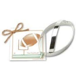 Ann Clark Cookie Cutter Fall Football, TRAD