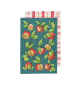 Now Designs Fall Dishtowels Apple Orchard Set of 2