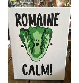 Romaine Calm Painting