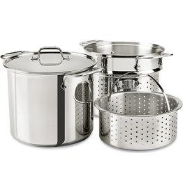 Multi-Cooker, Stainless, 8qt