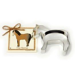 Ann Clark Cookie Cutter Horse with Recipe Card, TRAD