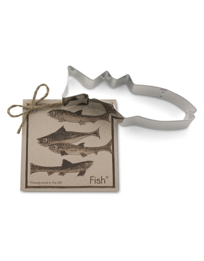 Ann Clark Cookie Cutter Fish, TRAD