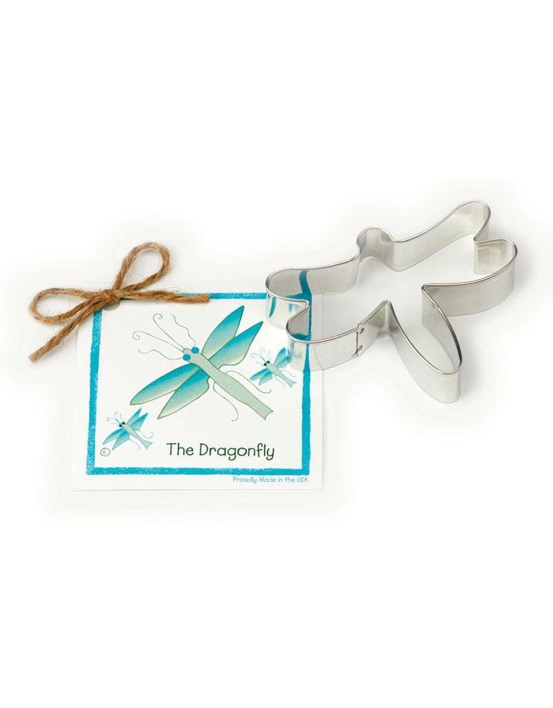 Ann Clark Cookie Cutter Dragonfly, TRAD