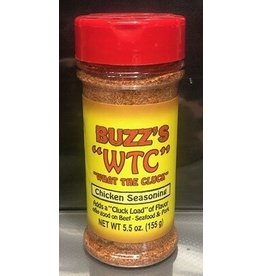 Buzz WTC Chicken Seasoning, 5.5oz