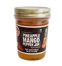 Pineapple Mango Pepper Jam 9oz