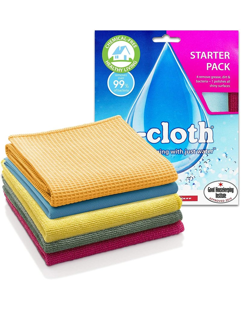 ECloth Starter Cleaning Set 5pc