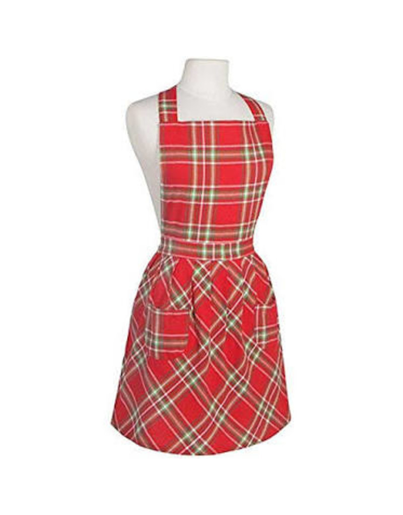 Now Designs Holiday Apron, Classic, Noel