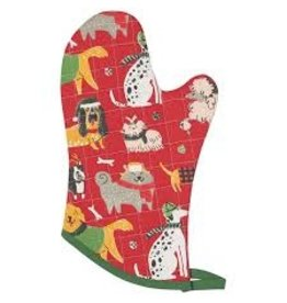 Now Designs Holiday  Mitt, Yule Dogs