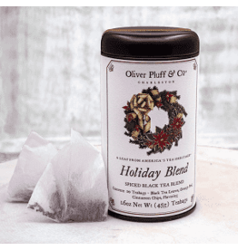 Oliver Pluff Tea - Holiday Blend-TEA BAGS