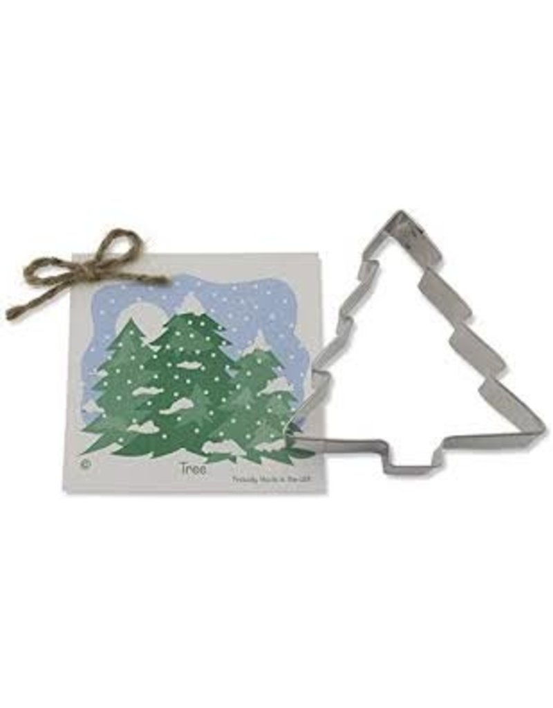 Ann Clark Cookie Cutter Holiday Christmas Tree, TRAD