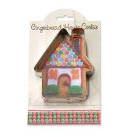 Ann Clark Cookie Cutter Holiday Gingerbread House, MMC