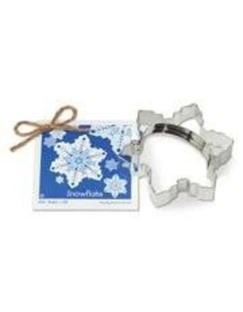 Ann Clark Cookie Cutter Holiday Snowflake, TRAD