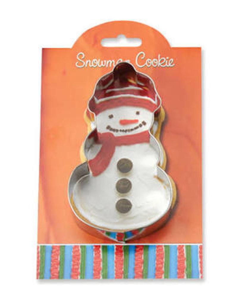 Ann Clark Cookie Cutter Holiday Snowman, MMC