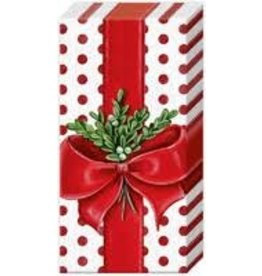 Boston International Holiday Pocket Tissues,  Present