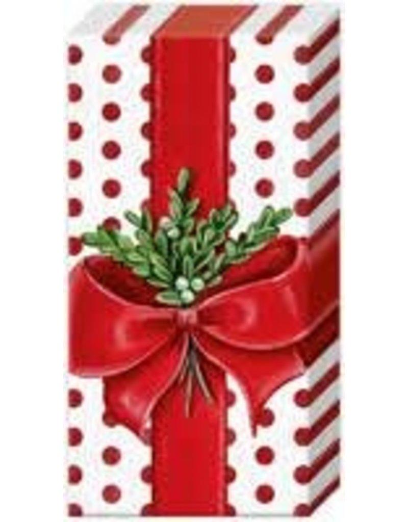Boston International Holiday Pocket Tissues,  Present