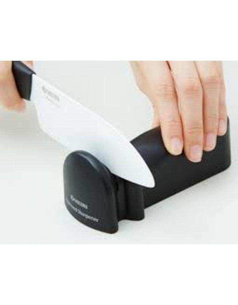 Kyocera Ceramic and Steel Knife Sharpener