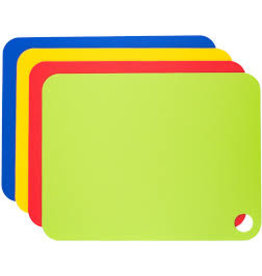 Tovolo Flexible Cutting Boards/Mats L Set of 4