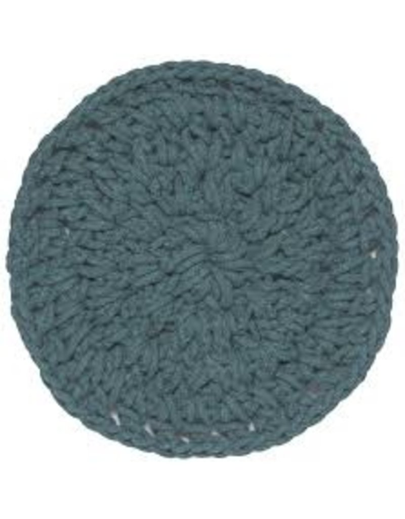 Now Designs Trivet Knot Heirloom Lagoon