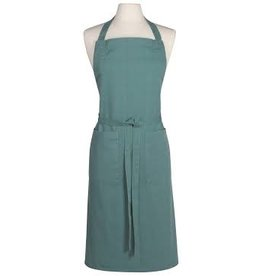Now Designs Apron Stonewash Heirloom Lagoon