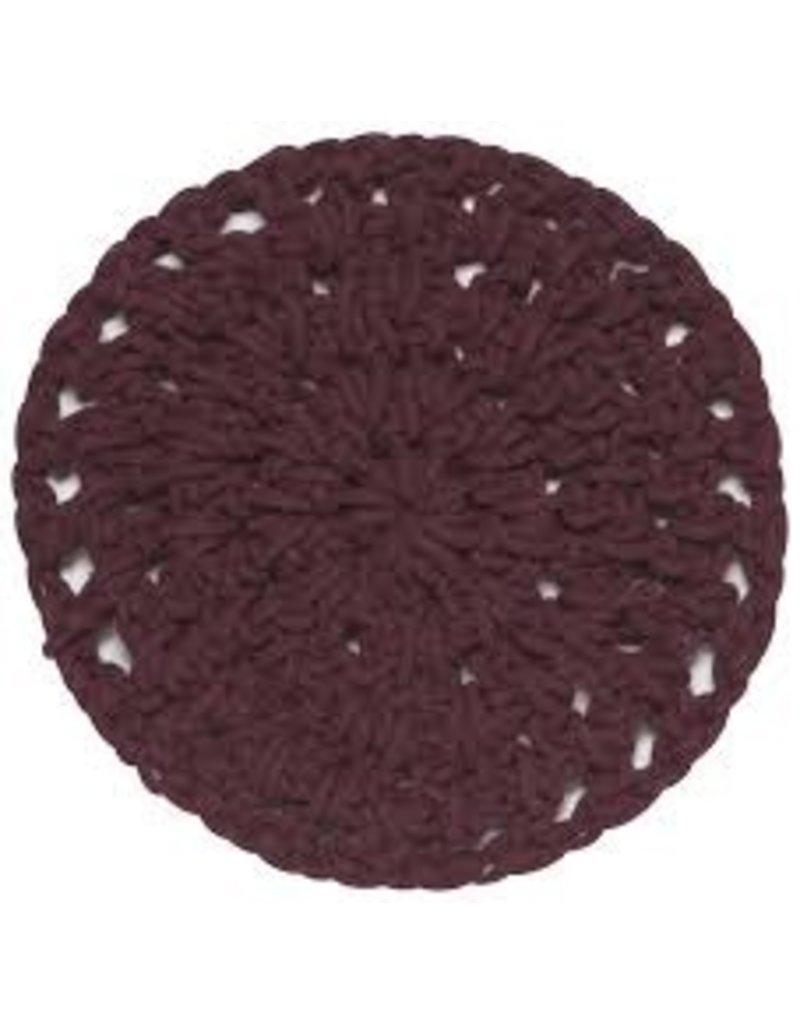 Now Designs Trivet Knot Heirloom Wine
