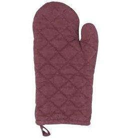 Now Designs Mitt Glove Stonewash Heirloom Wine disc