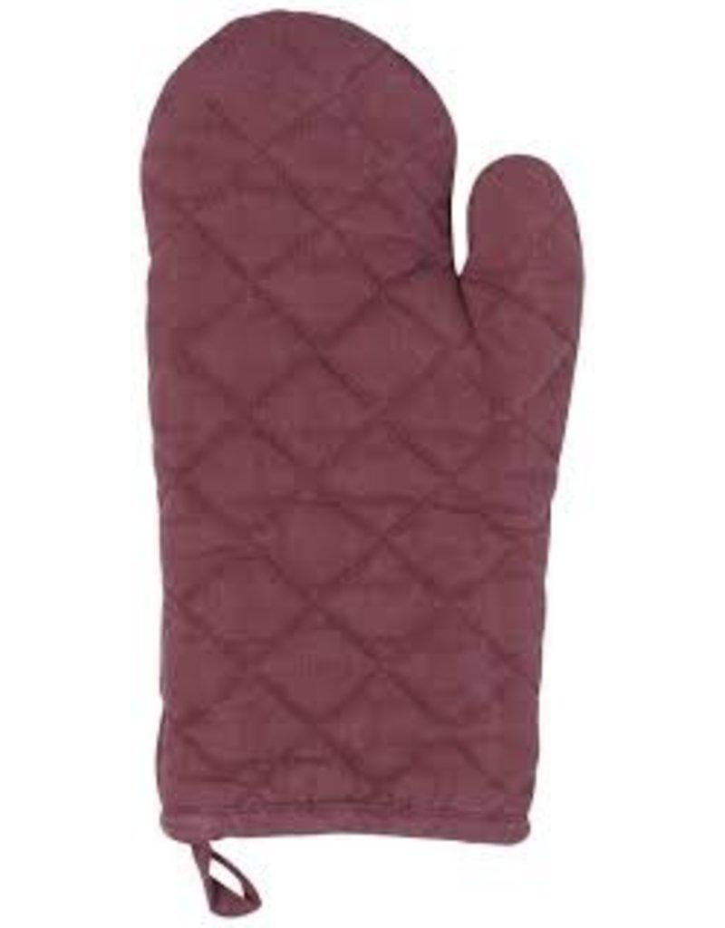 Now Designs Mitt Glove Stonewash Heirloom Wine