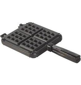 Nordic Ware Original Stovetop Cast Aluminum Belgian Waffle Iron ciw