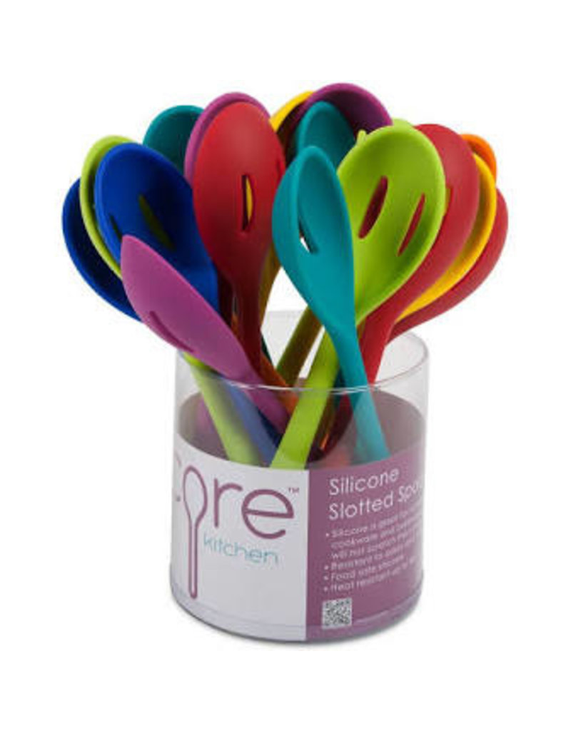 Core Home Silicone Slotted Spoon