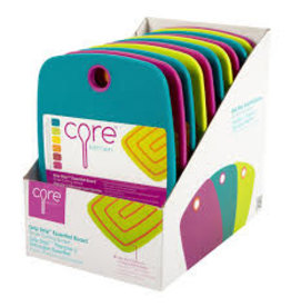 Core Home Grip Strip Bar Cutting Board, Plastic