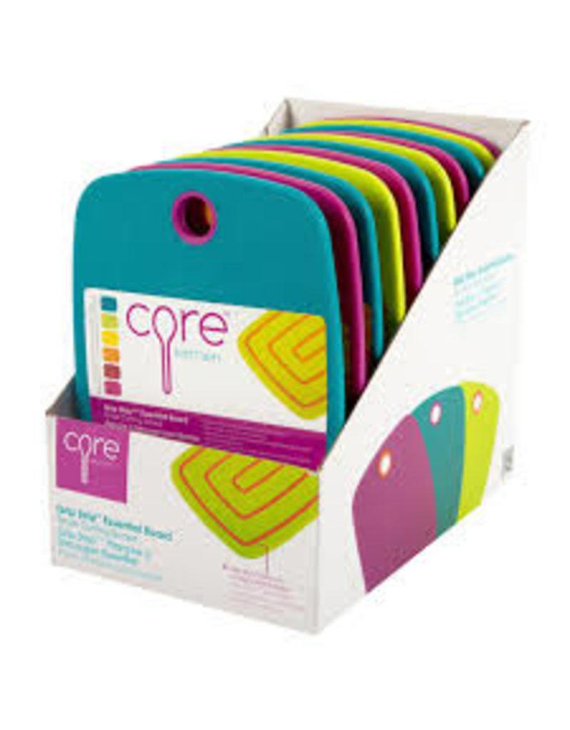 Core Home Grip Strip Bar Cutting Board, Plastic