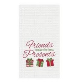 C and F Home Holiday Dish Towel Best Presents