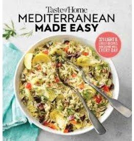 Mediterranean Made Easy Cookbook
