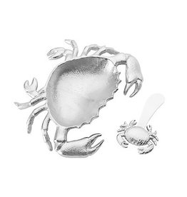 Towle Living CRAB Dish and Spreader Set