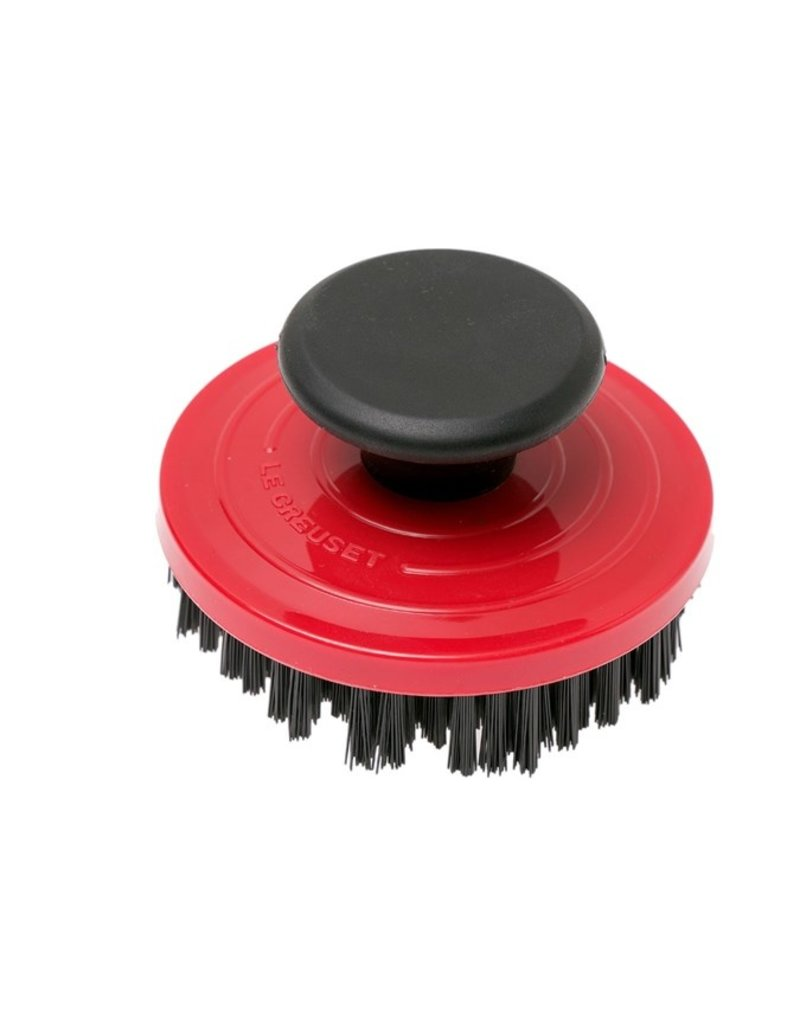 Le Creuset Nylon Grill Brush, red