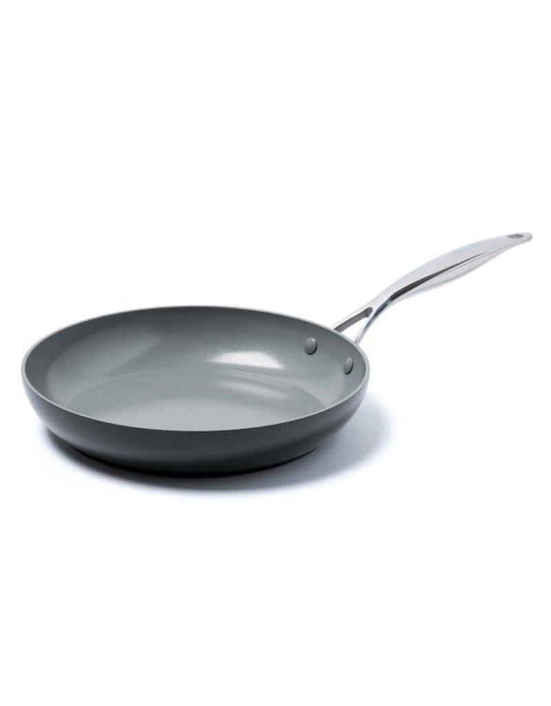 12-Inch Ceramic Valencia Pro Hard Anodized Nonstick Fry Pan Skillet