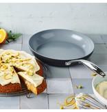 Greenpan 12-Inch Ceramic Valencia Pro Hard Anodized Nonstick Fry Pan Skillet