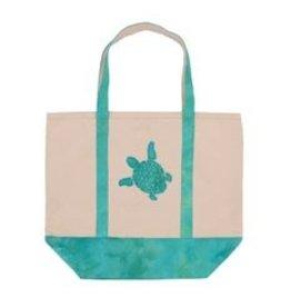 Willow Street/DEI Sea Turtle Tote Bag