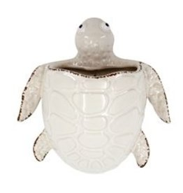 Sea Turtle Wall Vase, Large