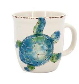 Willow Street/DEI Sea Turtle Mug