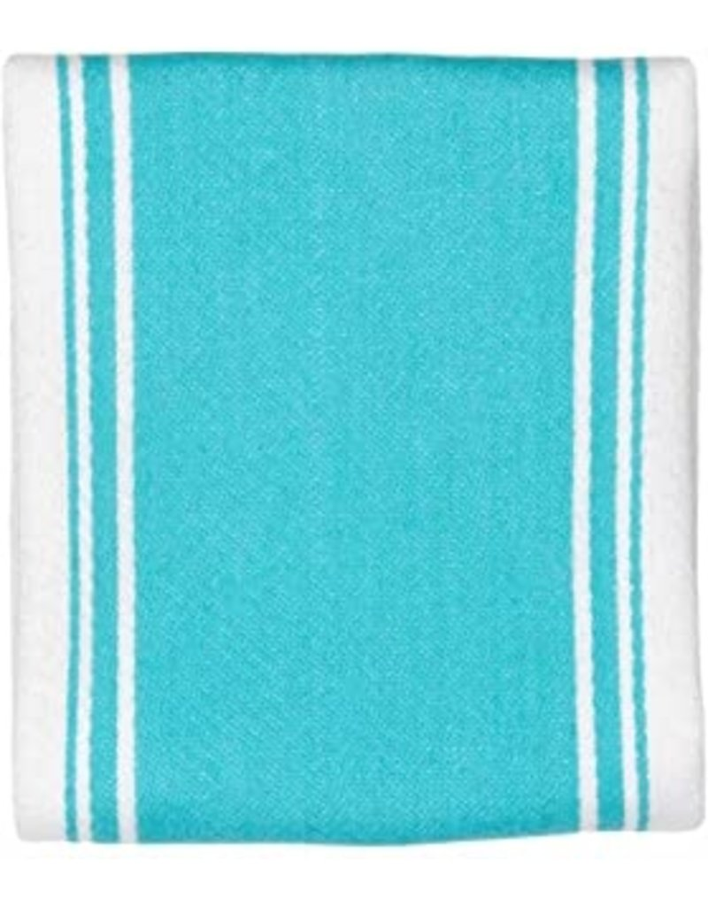 Now Designs Symmetry Kitchen Towel, Bali Blue