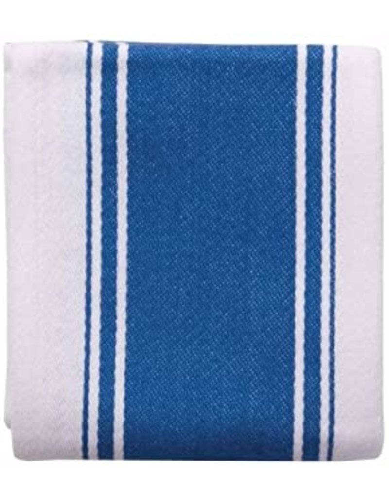 Now Designs Symmetry Kitchen Towel, Royal Blue