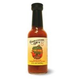 Charleston's Own Marsh Fire Hot Sauce 5oz