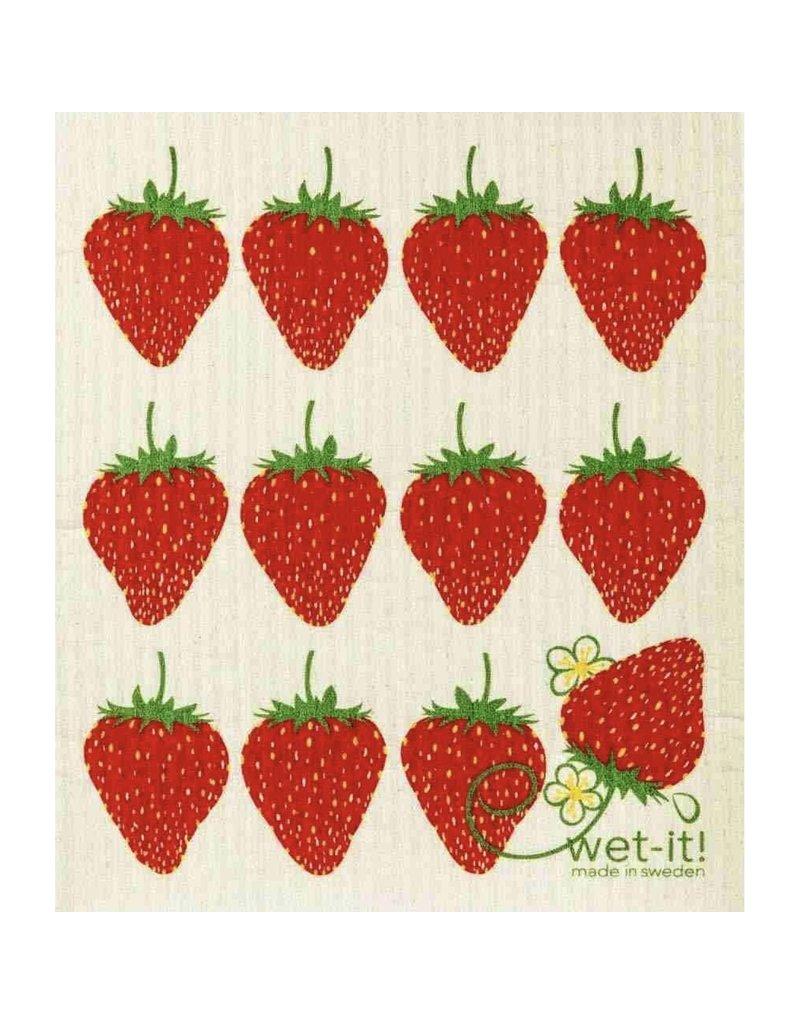 Wet-It Swedish Dish Strawberries