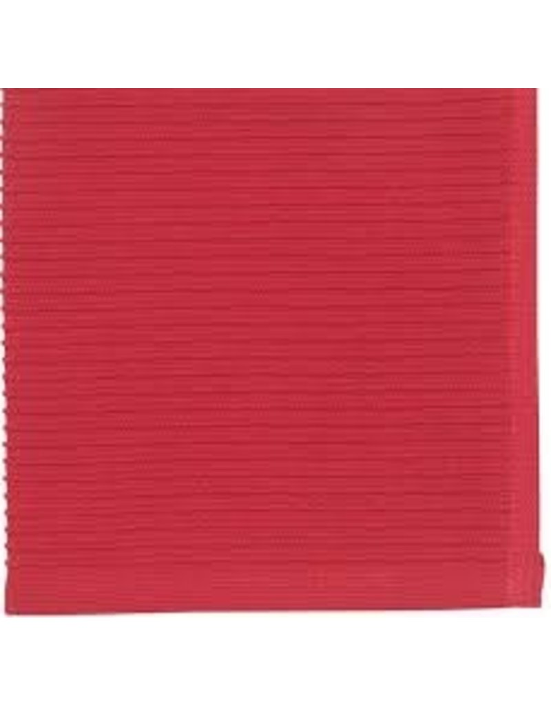 Now Designs Ripple Dish Cloth, Red, Set of 2 cir